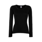 Fruit Of The Loom Lady-Fit Long Sleeve T
